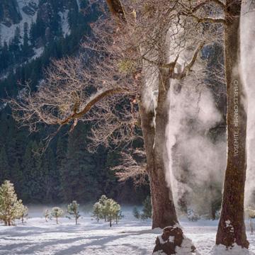 Yosemite book by Charlie Cramer