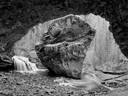 Geologic Conundrum by John  Sexton