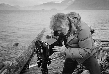 Kenny Rogers Photographing by John Sexton