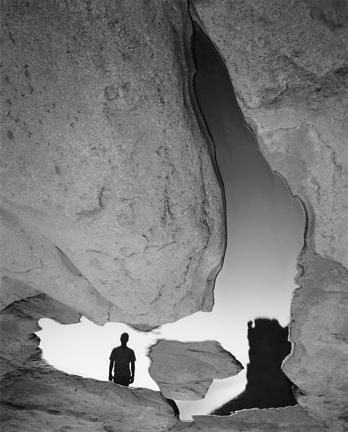 Mark Klett Slickhorn Gulch by John Sexton