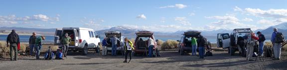 Mono Lake Workshop