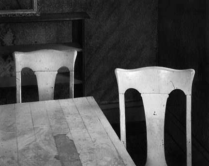 Two Chairs by John Sexotn